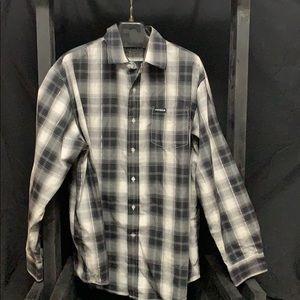 Men's Avirex long sleeve button down shirt